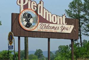 Cheap hotels in Piedmont, Alabama
