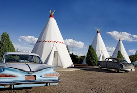Discount hotels and attractions in Holbrook, Arizona