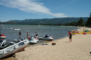 Discount hotels and attractions in Al Tahoe, California