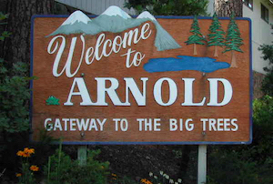 Cheap hotels in Arnold, California