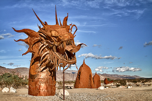 Discount hotels and attractions in Borrego Springs, California