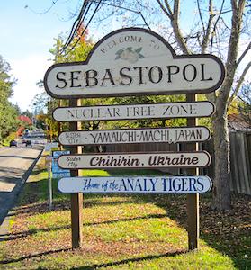 Cheap hotels in Sebastopol, California