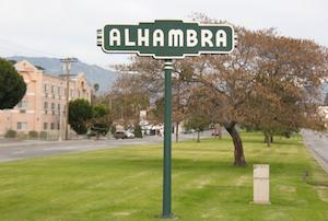 Cheap hotels in Alhambra, California