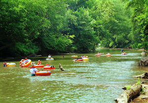 Discount hotels and attractions in Dahlonega, Georgia