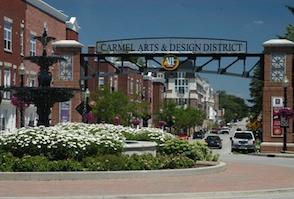 Cheap hotels in Carmel, Indiana