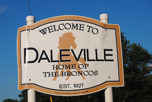 Discount hotels and attractions in Daleville, Indiana