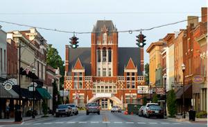 Cheap hotels in Bardstown, Kentucky