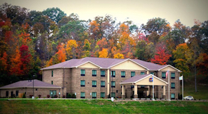 Discount hotels and attractions in Louisa, Kentucky