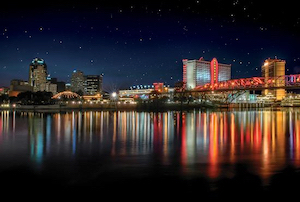 Cheap hotels in Shreveport, Louisiana