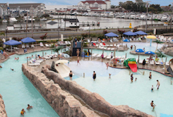 Discount hotels and attractions in Chesapeake Beach, Maryland