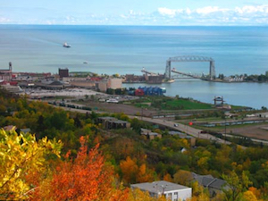 Discount hotels and attractions in Duluth, Minnesota