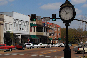 Discount hotels and attractions in Starkville, Mississippi