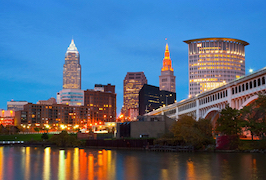 Cheap hotels in Cleveland, Ohio