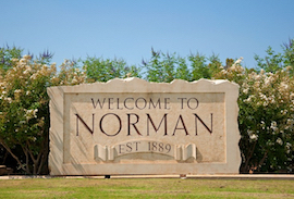 Cheap hotels in Norman, Oklahoma