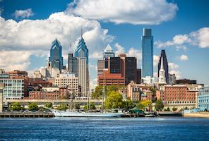 Cheap hotels in Philadelphia, Pennsylvania