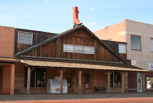 Discount hotels and attractions in Brownfield, Texas