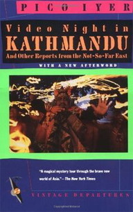 travel books inspire video night in kathmandu pico lyer