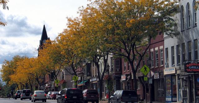 downtown brockport