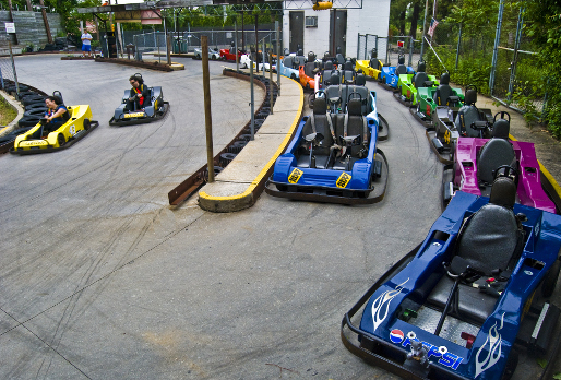 go kart track