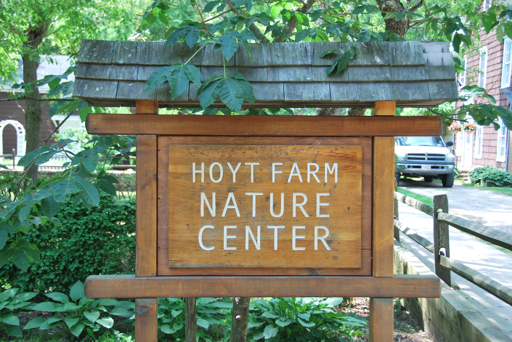 hoyt farm nature center