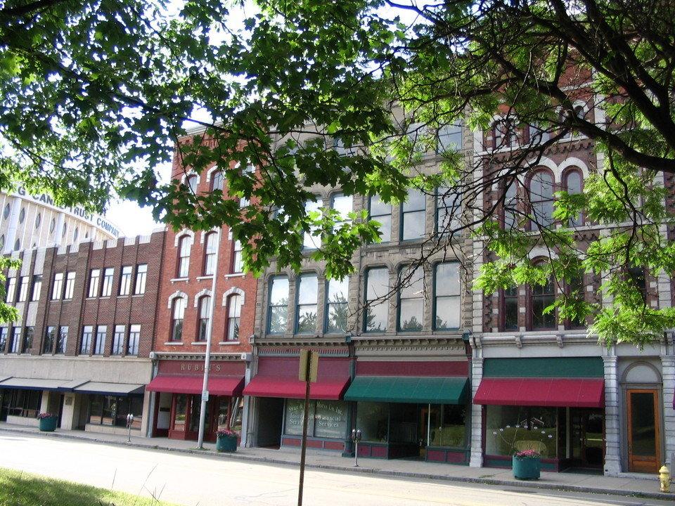 downtown elmira