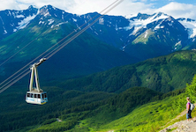 Discount hotels and attractions in Girdwood, Alaska