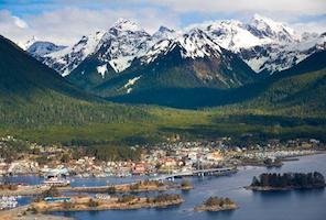 Cheap hotels in Sitka, Alaska