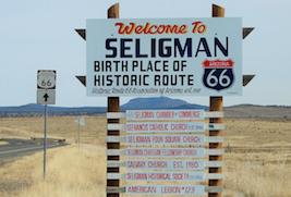 Cheap hotels in Seligman, Arizona