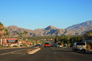 Discount hotels and attractions in Cathedral City, California