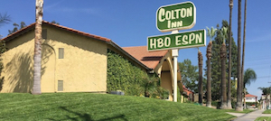 Discount hotels and attractions in Colton, California