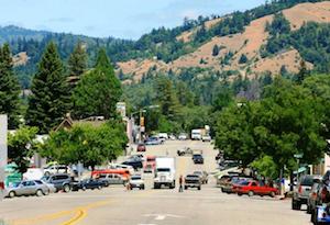Cheap hotels in Garberville, California