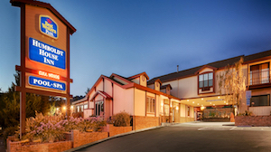 Discount hotels and attractions in Garberville, California