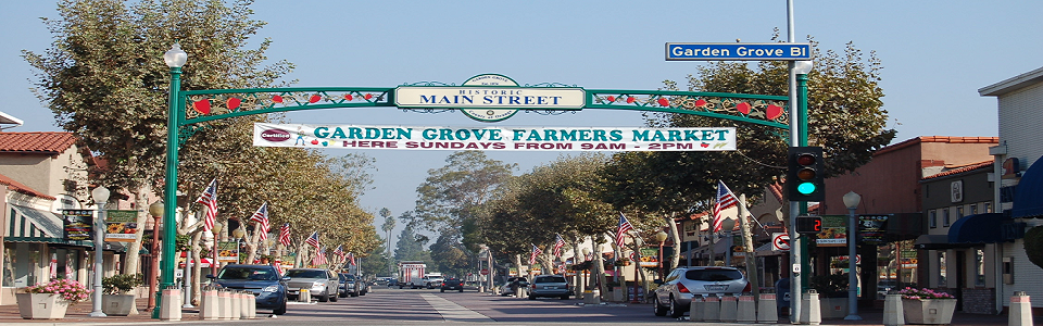 Cheap hotels in Garden Grove, California