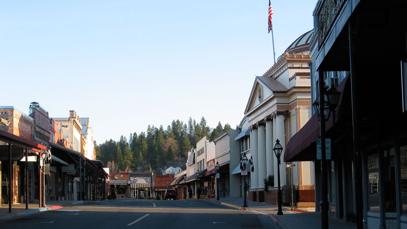 Cheap hotels in Grass Valley, California