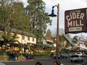 Cheap hotels in Julian, California
