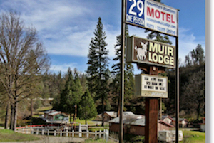 Discount hotels and attractions in Midpines, California
