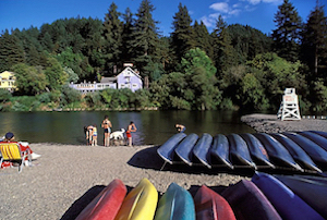 Discount hotels and attractions in Monte Rio, California