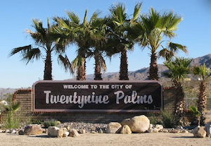 Cheap hotels in Twentynine Palms, California