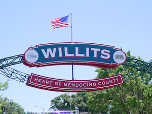 Cheap hotels in Willits, California
