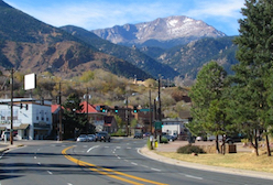 Cheap hotels in Manitou Springs, Colorado