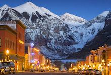 Cheap hotels in Telluride, Colorado