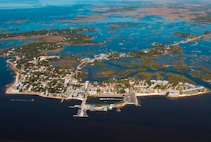 Discount hotels and attractions in Cedar Key, Florida