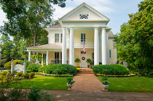 Discount hotels and attractions in Milledgeville, Georgia