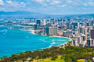 Cheap hotels in Honolulu, Hawaii