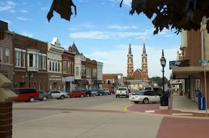 Cheap hotels in Dyersville, Iowa