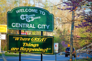 Cheap hotels in Central City, Kentucky