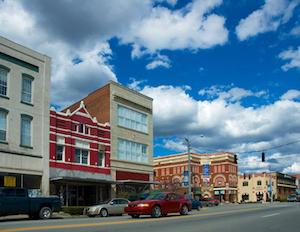 Cheap hotels in Middlesboro, Kentucky