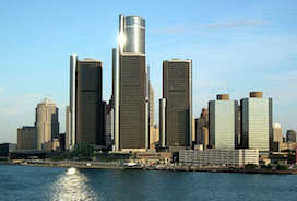 Hotel deals in Detroit, Michigan