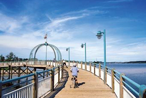 Discount hotels and attractions in Muskegon, Michigan