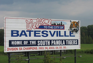 Cheap hotels in Batesville, Mississippi